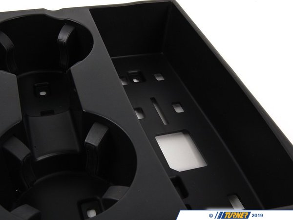 T#87288 - 51169181226 - Genuine BMW Storage Tray, Cup Holder, Ce - 51169181226 - Schwarz - Genuine BMW -