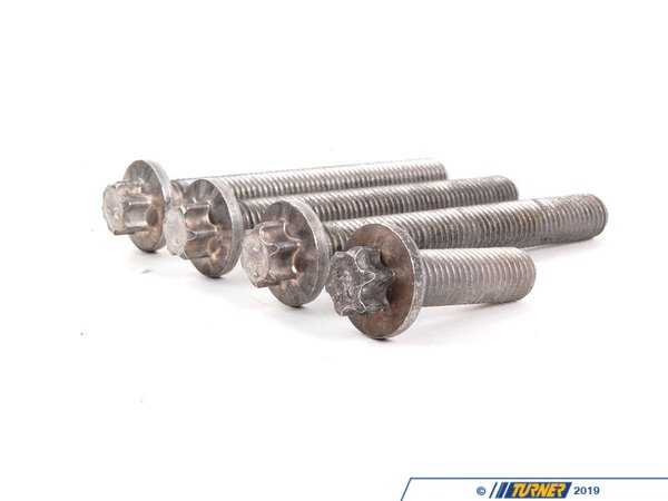 T#30876 - 11120392547 - Genuine BMW Set Of Alu. Screws F Cylinde - 11120392547 - Genuine BMW -