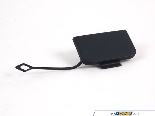 Genuine BMW Genuine BMW Tow Hook Cover - E46 Sedan 1999-2005 with M-Technic Front Bumper 51117893378