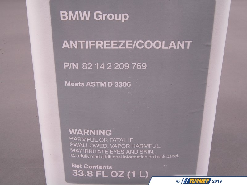 Bmw Coolant Bmw Coolant Antifreeze Turner Motorsport