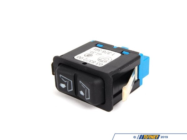 T#141838 - 61311378381 - Genuine BMW Lumbar Support Switch - 61311378381 - E34,E34 M5 - Genuine BMW -