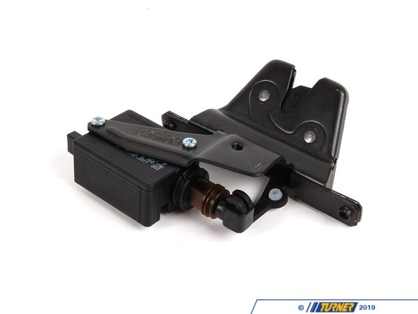 T#21058 - 51248172177 - Genuine BMW Trunk Lid Lock - 51248172177 - E39,E39 M5 - Genuine BMW -