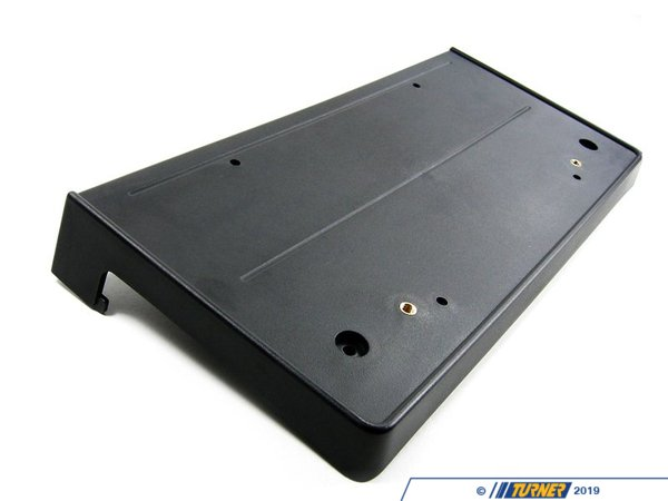 T#23314 - 51117175017 - Genuine BMW Licence Plate Base - 51117175017 - E92,E93 - Genuine BMW -