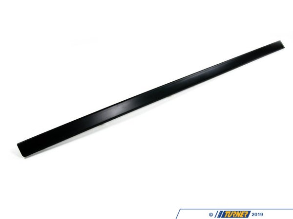 T#80337 - 51138159295 - Genuine BMW Moulding Door Front Left Schwarz - 51138159295 - E39 - Genuine BMW -
