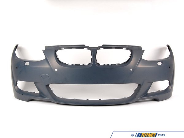 T#77077 - 51118044660 - Genuine BMW Trim Cover, Bumper, Primered - 51118044660 - Genuine BMW -