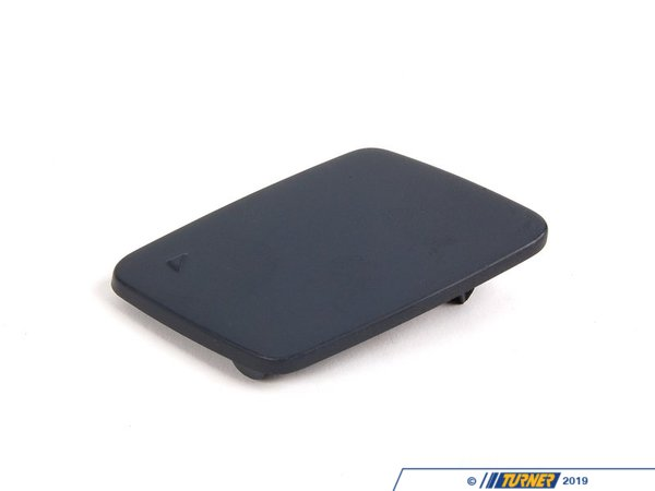 T#76883 - 51117891391 - Genuine BMW Flap, Towing Eye, Primed -M- - 51117891391 - E90 - Genuine BMW -