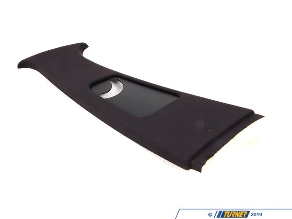 T#104031 - 51437893547 - Genuine BMW Trim Panel,lft Upper Centre - 51437893547 - Anthrazit - Genuine BMW -