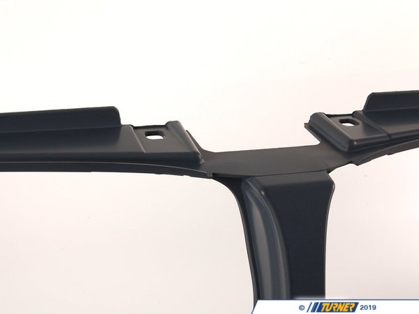 T#77135 - 51118049252 - Genuine BMW Trim Cover, Bumper, Primered - 51118049252 - Genuine BMW -