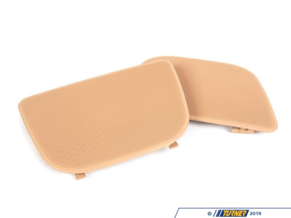 T#109714 - 51468230770 - Genuine BMW Cover Loudspeaker Sandbeige - 51468230770 - E39,E39 M5 - Genuine BMW -