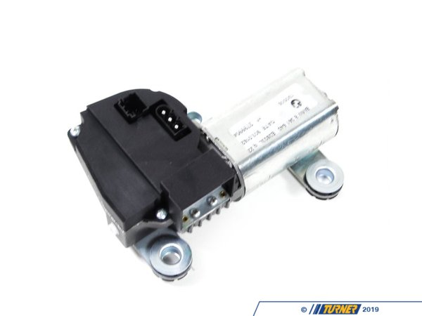Genuine BMW Genuine BMW Rear Window Wiper Motor - 61628361640 - E39 61628361640