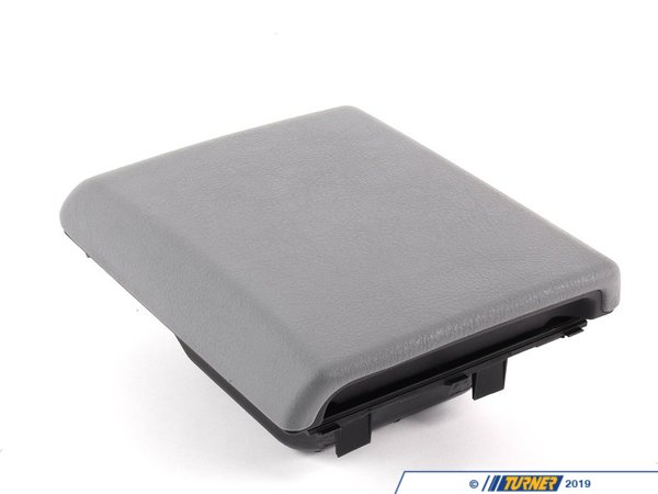 T#16082 - 51167140703 - Genuine BMW Cover, Centre Console Grau - 51167140703 - E39 - Genuine BMW -
