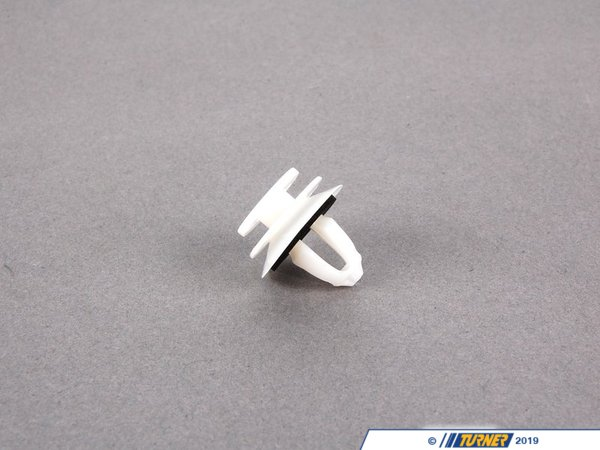 T#29651 - 07147145753 - Genuine BMW Clip With Washer, Natur - 07147145753 - Genuine BMW -