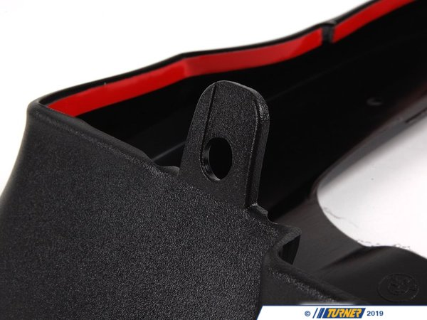 T#11436 - 82160444080 - Genuine BMW Set Mud Flaps, Front E90 E91 Lci - 82160444080 - E90 - Genuine BMW -