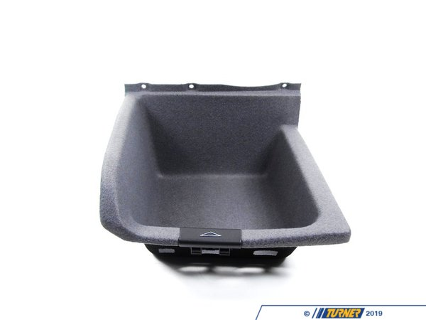 T#113106 - 51478218788 - Genuine BMW Rear Right Trunk Trim Grau - 51478218788 - E39 - Genuine BMW -