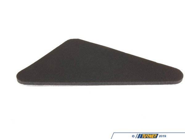 Genuine BMW Genuine BMW Hood Insulation Pad - Left - E28 51481881593