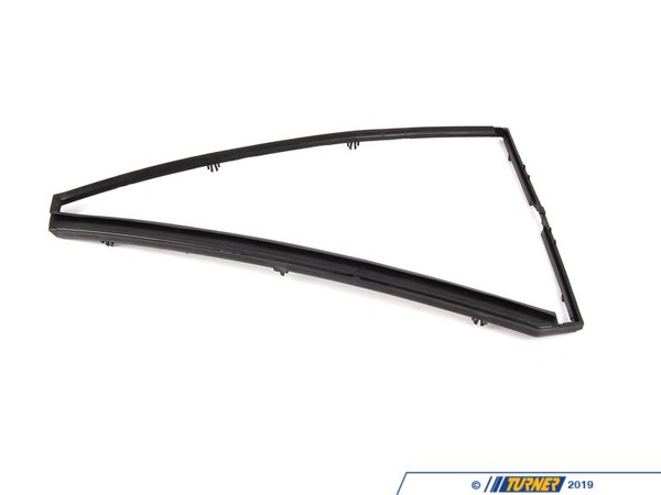 T#94027 - 51348402576 - Genuine BMW Frame For Fixed Side Window, Right 4mm - 51348402576 - E53 - Genuine BMW -