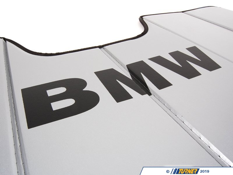 82110008342 Genuine Bmw Windshield Uv Sunshade E53 X5