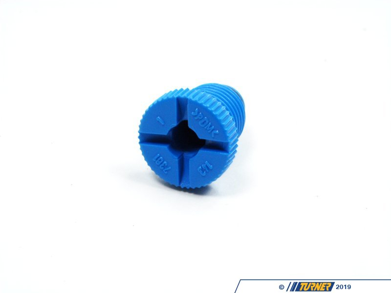 T#7412 - 17111437361 - Genuine BMW Drain Plug Radiator - 17111437361 - E46,E83,E85 - Genuine BMW -