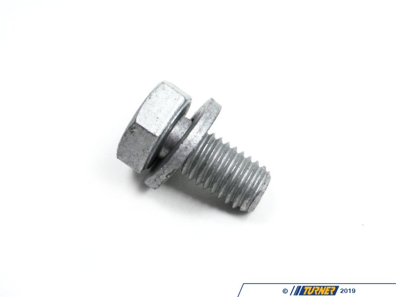 T#27162 - 07119900268 - Genuine BMW Hex Bolt With Washer - 07119900268 - Genuine BMW -