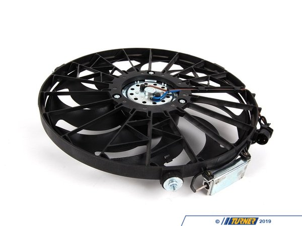 T#4561 - 64541392913 - Electric Auxiliary Fan - E31 E32 E34 E36 - MTC - BMW
