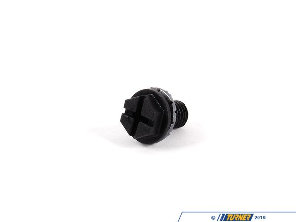 T#15072 - 17111719384 - Genuine BMW Radiator Drain Plug Radiator 17111719384 - Genuine BMW -
