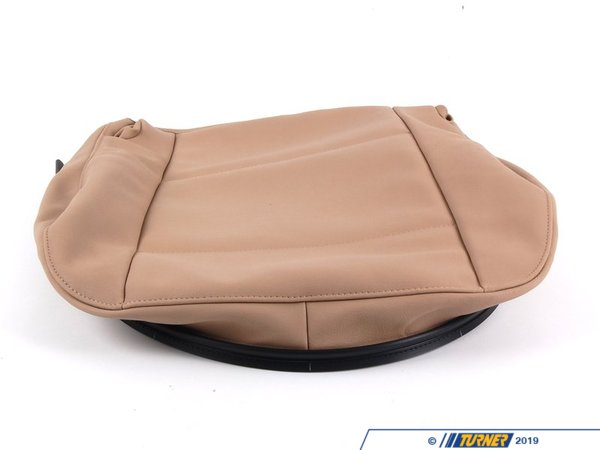 T#122826 - 52107008161 - Genuine BMW Seat Cover Vinyl Hellbeige - 52107008161 - E53 - Genuine BMW -