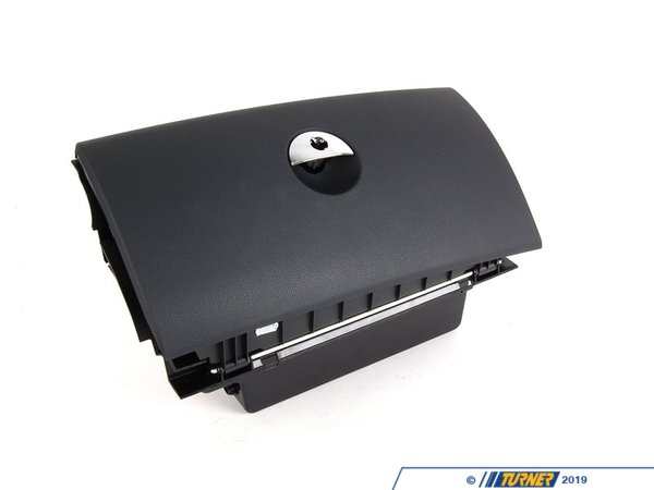T#8958 - 51166959970 - Genuine MINI Glove Box, Lockable Panther Black - 51166959970 - Genuine Mini -
