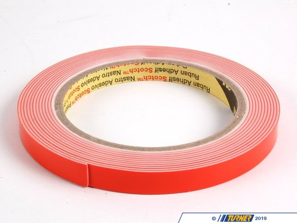 T#116680 - 51711976999 - Genuine BMW Adhesive Tape 3000mm - 51711976999 - E30,E46,E46 M3 - Genuine BMW -
