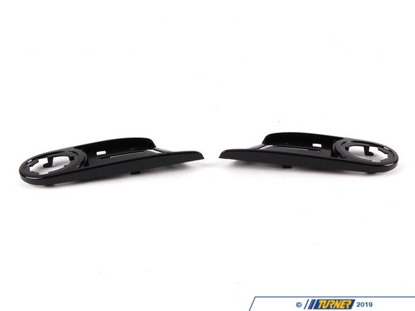 T#23418 - 51130414453 - Genuine MINI Carrier Set, Trim Cover - 51130414453 - Genuine Mini -