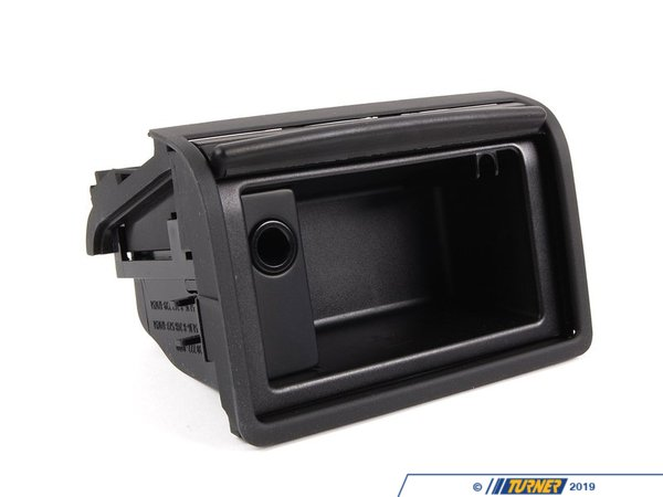 T#16089 - 51168225988 - Genuine BMW Ashtray Rear Schwarz - 51168225988 - E46,E46 M3 - Genuine BMW -