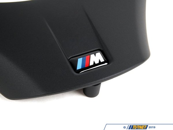 T#15610 - 32307845940 - Genuine BMW Steering Cover, M Steering Wheel, Bla 32307845940 - Genuine BMW - BMW