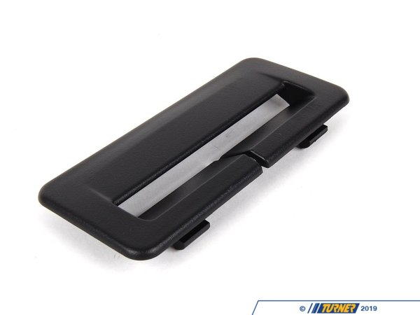 T#109680 - 51468208256 - Genuine BMW Cover, Belt Outlet Schwarz - 51468208256 - E38,E39,E39 M5 - Genuine BMW -