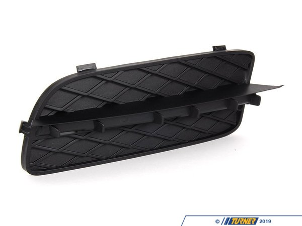 T#76312 - 51117159593 - Genuine BMW Closed Grid, Left - 51117159593 - E70 X5 - Genuine BMW -