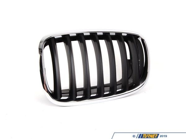 T#80007 - 51137157687 - Genuine BMW Grille, Front, Left - 51137157687 - E70 X5,E71 X6 - Genuine BMW -