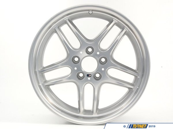 T#8196 - 36112229635 - Genuine BMW Alloy Rim Forged 8Jx18 Et:20 - 36112229635 - E39 - Genuine BMW -
