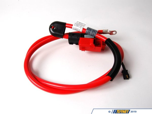 T#21263 - 61126929324 - Genuine BMW Battery Cable (Plus Pole) Sbk - 61126929324 - E60 - Genuine BMW -
