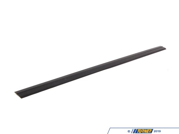 T#79578 - 51131969202 - Genuine BMW Moulding Door Front Right Schwarz - 51131969202 - Genuine BMW -