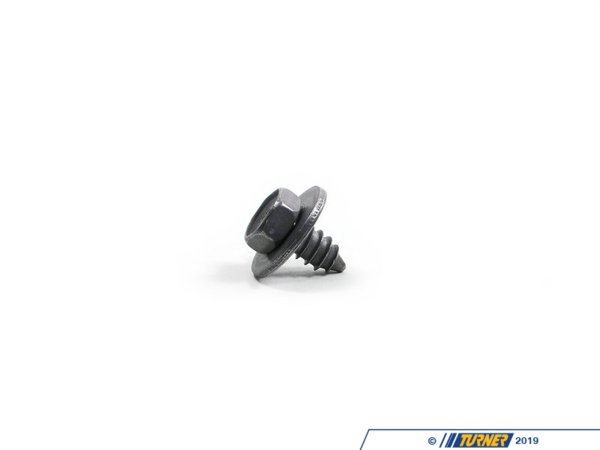 T#29232 - 07143421225 - Genuine BMW Hex Head Screw With Washer - 07143421225 - Genuine BMW -