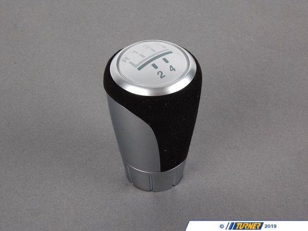 T#12687 - 25110429267 - Genuine BMW Performance 5 Speed Shift Knob - 25110429267 - E46 Non-M - Genuine BMW - BMW