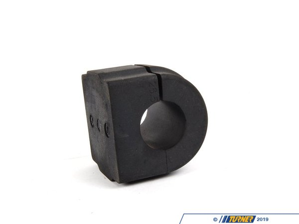 T#15536 - 31356765574 - BMW Front Axle Stabilizer Rubber Mounting 31356765574 - Genuine BMW -