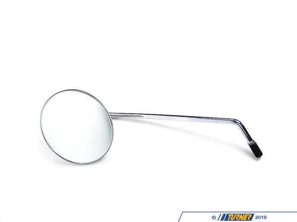 T#81474 - 51161230420 - Genuine BMW Mirror Left Verchromt - 51161230420 - Genuine BMW -