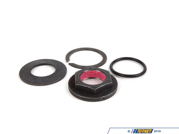 T#51576 - 24217513337 - Genuine BMW Repair Kit, Output Flange Nut - 24217513337 - E39,E46 - Genuine BMW -
