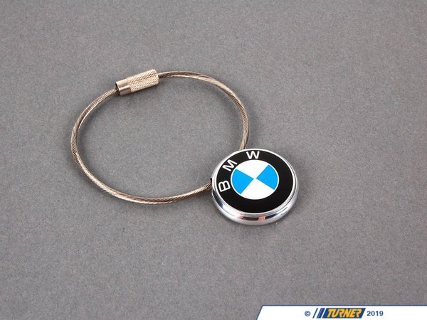 T#163635 - 80230409883 - Genuine BMW Key Ring - 80230409883 - Genuine BMW -