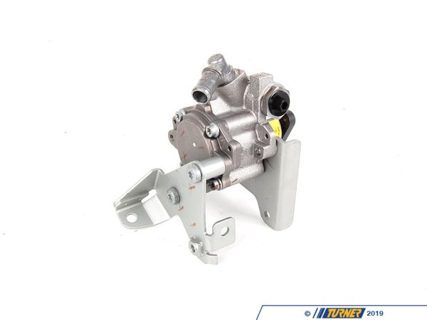 T#2238 - 32416756582 - OEM LuK Power Steering Pump - E46 325i 325ci 330i 330ci - LUK - BMW