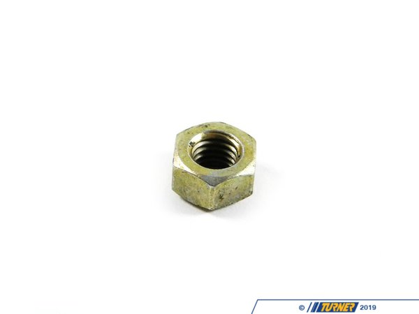 T#6542 - 07129964655 - Genuine BMW Self-locking Hex Nut 07129964655 - Genuine BMW -