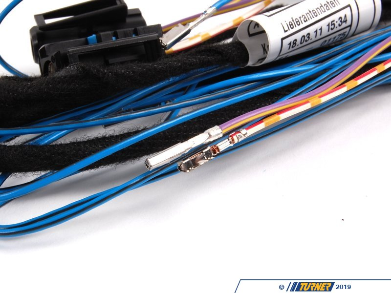 61120016012 - Genuine Bmw Cruise Control Wiring Kit