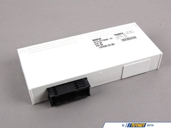 T#13647 - 37146773999 - Genuine BMW Air Supply Control Unit - 37146773999 - E53 - Genuine BMW -