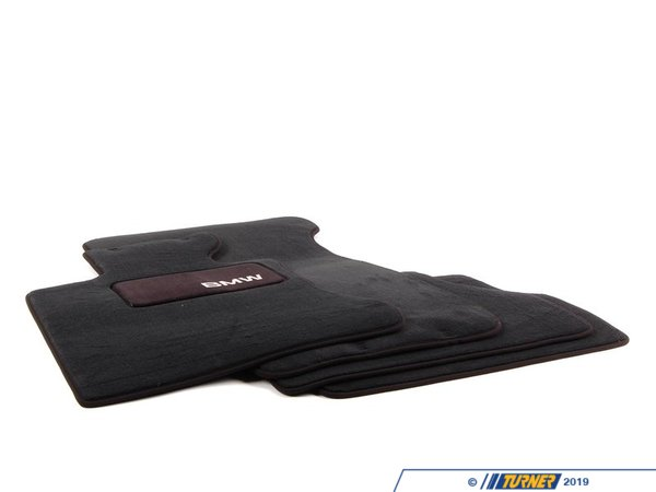 T#14216 - 82110302986 - Genuine BMW Accessories Floor Mat 82110302986 - Genuine BMW -