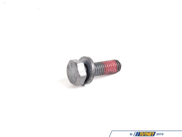 T#27757 - 07119905750 - Genuine BMW Hex Bolt With Washer - 07119905750 - E53,E70,F30,F31 - Genuine BMW -