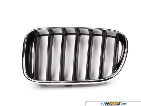 T#76569 - 51117210725 - Genuine BMW Grille, Front, Left - 51117210725 - F25 - Genuine BMW -